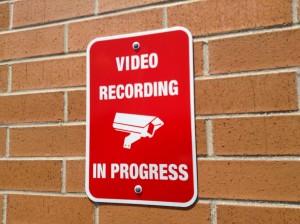 surveillance cameras hidden versus visible