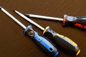 Screwdriver used in home security systems fail